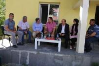 MEHMET NURİ ÇETİN - AK Parti'li Aydın Varto'da