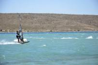 ALAÇATı - Alaçatı Sörf Şenliği Renkli Başladı