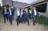 RECEP AKDAĞ - Bakan Akdağ, Yunus Emre Devlet Hastanesinde İncelemelerde Bulundu