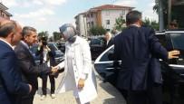 ŞEHİT BABASI - Bakan Kaya, Şehit Kaymakam Safitürk'ün Evini Ve Mezarını Ziyaret Etti