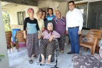 AKÜLÜ SANDALYE - Başkan Çeçrioğlu, Kuyucak'ta Yüzleri Güldürdü