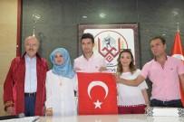 NİKAH SALONU - Başkan Kafaoğlu'dan Genç Çifte Nikah Sürprizi