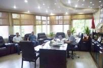 VEZIRHAN - Başkan Yaman'a Ziyaretler