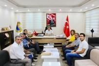 TARAFSıZLıK - Başkan Yazıcı Belediye Personeli İle Bir Araya Geldi