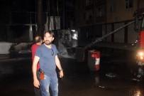 ASKERLİK ŞUBESİ - Bismil'de Korkutan Yangın