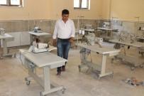 GENÇ KIZLAR - Çaldıran'da Genç Kızlara İş İmkanı