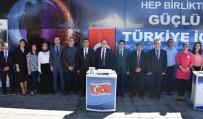 MUSTAFA TUTULMAZ - 'Çalışma Hayatında Milli Seferberlik Standı' Afyonkarahisar'da Açıldı