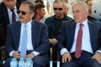 TEMEL ATMA TÖRENİ - Çevre Ve Şehircilik Bakanı Mehmet Özhaseki Açıklaması