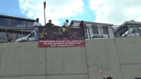 İLYAS SALMAN - CHP lideri Kılıçdaroğlu'na şok protesto!