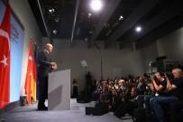 DÜŞÜNCE ÖZGÜRLÜĞÜ - Cumhurbaşkanı Erdoğan Açıklaması 'Bu Bumerang Gibi Döner, Bir Zaman Da Kendilerini Vurur'