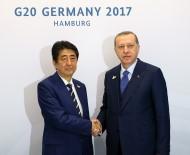 GUTERRES - Cumhurbaşkanı Erdoğan'dan Yoğun Temaslar