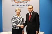 THERESA MAY - Cumhurbaşkanı Erdoğan, İngiltere Başbakanı May İle Görüştü