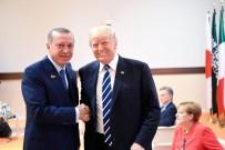 LİDERLER ZİRVESİ - Cumhurbaşkanı Erdoğan Trump İle Bir Araya Geldi