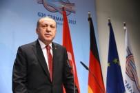 GÜNEY KıBRıS - Erdoğan Açıklaması Bu İnsanlık Dramına Kayıtsız Kalmamalıyız