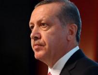 YARGI SÜRECİ - Erdoğan'dan sözde insan hakları savunucularına sert tepki