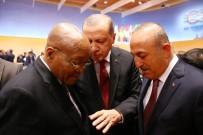ANGELA MERKEL - Erdoğan G20 Zirvesinde Liderlerle Sohbet Etti