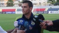 JUVENTUS - Fenerbahçe'nin Genç Oyuncularından Açıklamalar
