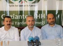 PROVOKASYON - Gaziantep İHH'dan Sakarya'da Yaşanan Menfur Olaya Tepki