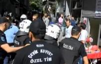 AÇLIK GREVİ - Gülmen Ve Özakça Protestosuna Müdahale Açıklaması 6 Gözaltı