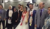 ANKARA EMNIYET MÜDÜRÜ - İçişleri Bakanı Soylu, Şehit Kızının Düğününe Katıldı
