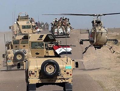 Musul'u DAEŞ'ten kurtarma operasyonu son durum