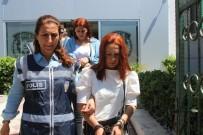 BULGAR - Iraklı Kadın Turiste Bulgar Hırsız Şoku