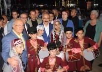 BURHANETTIN KOCAMAZ - Kalkınma Bakanı Lütfi Elvan;