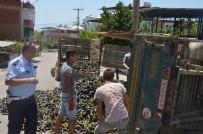 KURUDERE - Kanalyolu Patlıcan Tarlasına Döndü
