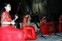 KAPADOKYA - Kapadokya'da Çin Müziği Rüzgarı Esti
