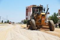 ERTUĞRUL ÇALIŞKAN - Karaman Belediyesinden Asfalt Çalışmaları