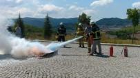 İTFAİYE MÜDÜRÜ - Kdz. Ereğli Devlet Hastanesinde Yangın Tatbikatı