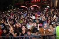 İSRAFİL KIŞLA - Kiraz Festivali'ne Coşkulu Başlangıç