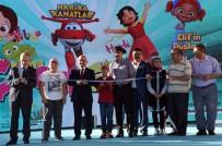FİLM GÖSTERİMİ - Konya Çocuk Festivali Başladı