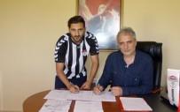 GÜMÜŞHANESPOR - Manisaspor, Akın Açık İle 2 Yıllık Sözleşme İmzaladı