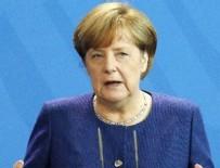 GEZİ OLAYLARI - Merkel'den Hamburg olayları ve polis yorumu