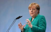ANGELA MERKEL - Merkel'den İncirlik Açıklaması