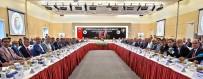 MECLİS BAŞKANLARI - Murzioğlu Açıklaması 'Ankara'daki Toplantı Çok Verimli Geçti'