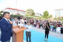 ALPASLAN KAVAKLIOĞLU - Niğde Belediyesi Yaz Spor Okulları Açıldı