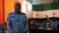 ÖZGÜR SURİYE - Özgür Suriye Polis Eğitimini Tamamladı