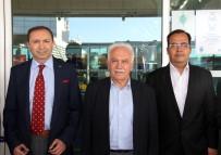 DOĞU PERİNÇEK - Perinçek'ten Kılıçdaroğlu'na 'Yürüyüş' tepkisi