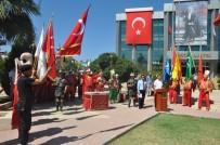 HUKUK DEVLETİ - Türk Askeri'nin Reyhanlı'ya Girişinin 78'İnci Yıldönümü Kutlandı