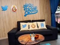 SPOR KOMPLEKSİ - Twitter'ın Blue Room'u İlk Kez Türk Telekom Stadyumu'nda Kuruldu