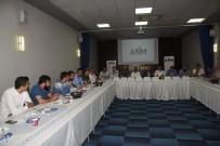 ÜLFET - Vali Mahmut Demirtaş, ASİM Üyeleriyle Bir Araya Geldi
