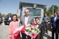 BÜLENT TEKBıYıKOĞLU - Vali Ustaoğlu'ndan Ahlat'a Ziyaret