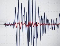BOĞAZIÇI ÜNIVERSITESI - Van'da 3.9 büyüklüğünde deprem