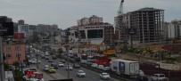 KIRMIZI IŞIK - Yaklaşık 780 Bin Nüfuslu Trabzon'da 180 Bin 697 Tescilli Araç Bulunuyor