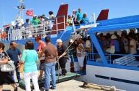 APOLLON TAPINAĞI - Yunanistan'ın Samos Adasından Didim'e Günü Birlik Gezi