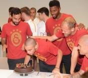 SELÇUK İNAN - Yunus Akgün'ün Doğum Günü Kutlandı