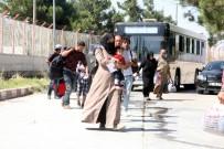 ÖZGÜR SURİYE ORDUSU - 44 Bin Suriyeli Türkiye'ye Döndü