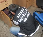 KOKAIN - Adana'da Uyuşturucu Tacirlerine Geçit Yok